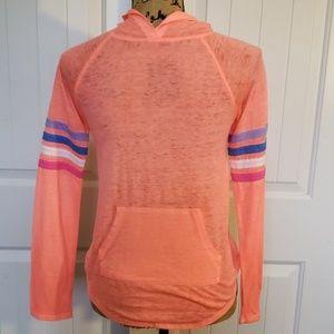 SO Perfect Hoodie Lightweight Bright Orange 12